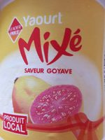 Yaourt mixé - Product