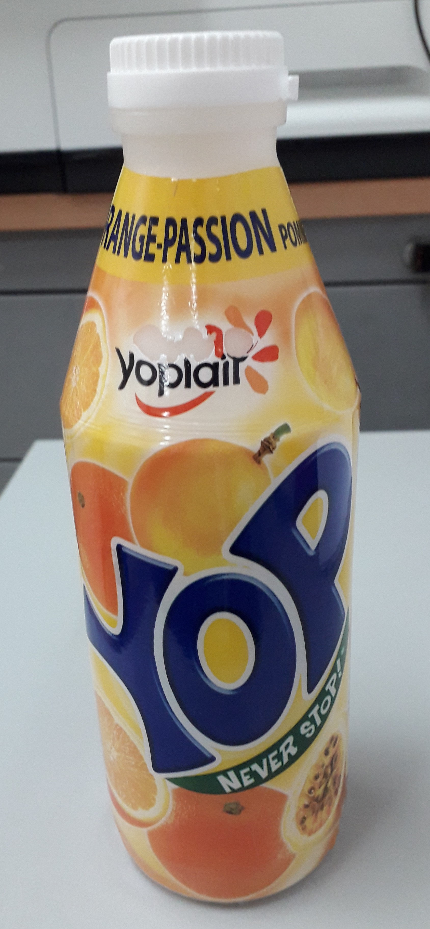 Yop orange passion - Produit - fr