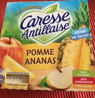 Compote pomme ananas - Produit