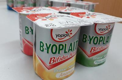 b de yoplait fruits jaunes - Product