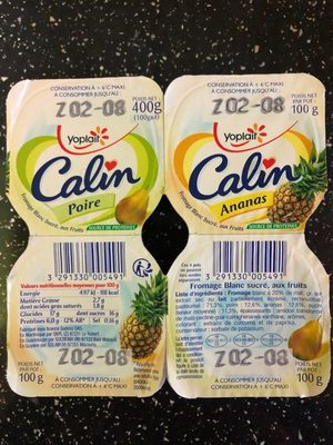 Calin Poire et Ananas - Prodotto - fr