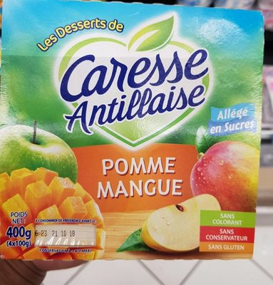 Caresse pomme mangue - Product - fr