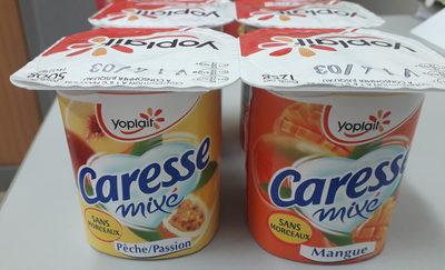 Caresse mixé yoplait - Produit - fr