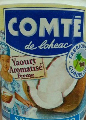 Yaourt aromatisé ferme - Product