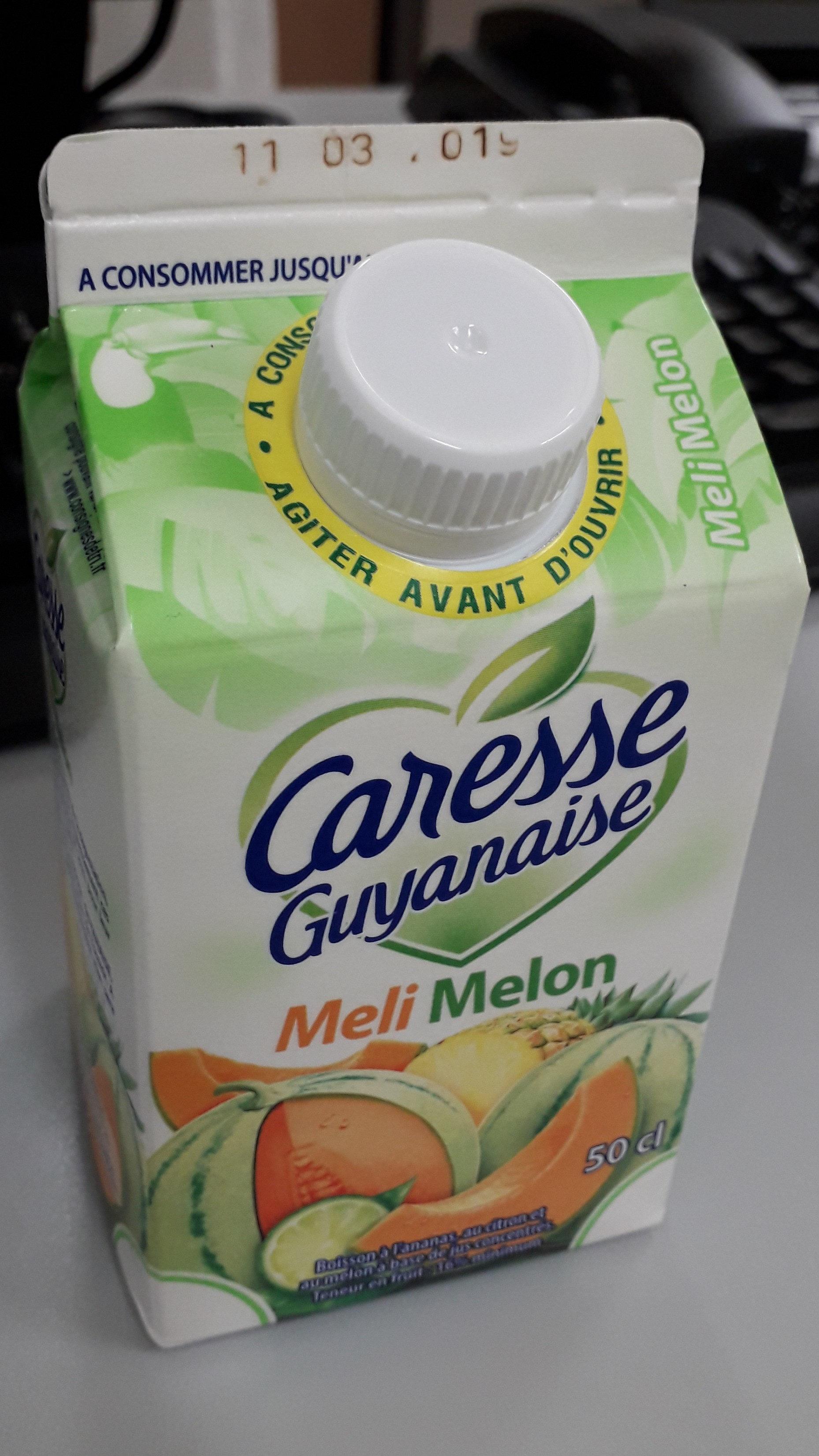Boisson méli melon - Prodotto - fr