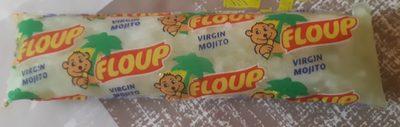 Glaçon goût virgin mojito - Produit - fr