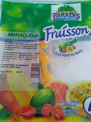 Fruisson - Prodotto - fr