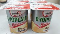B de Yoplait vanille - Produit - fr
