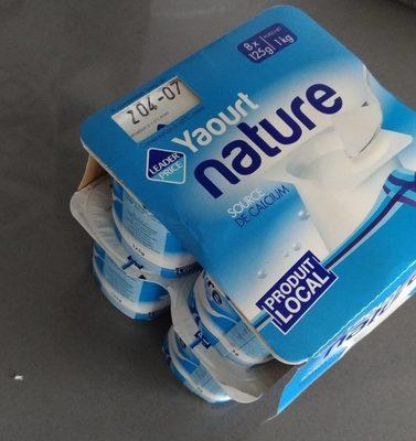 Yaourt nature - Prodotto - fr