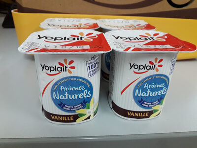 aromatisé vanille - Prodotto - fr