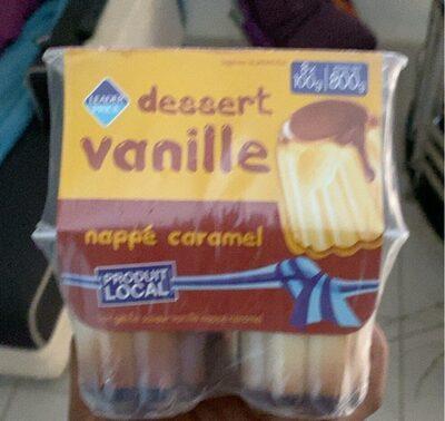 Dessert vanille - Prodotto - fr