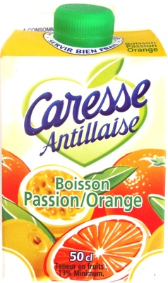 Boisson Passion / Orange - Product
