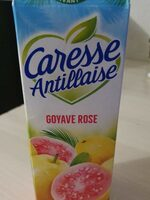 Caresse Antillaise  Goyave Rose - Produit - fr