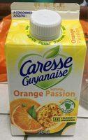 boisson Orange passion - Product - fr