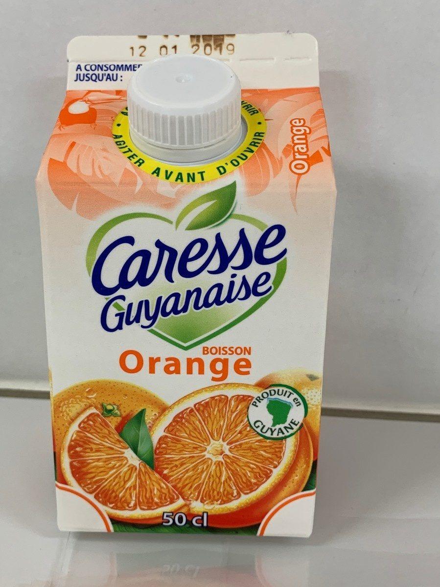 boisson orange - Prodotto - fr