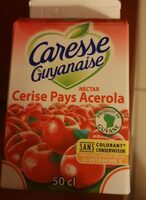 Cerise pays Acerola - Prodotto - fr
