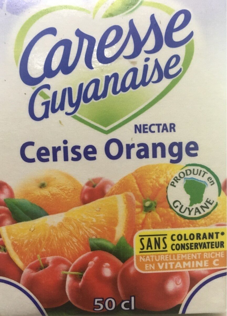 Caresse Guyanaise - Prodotto - fr