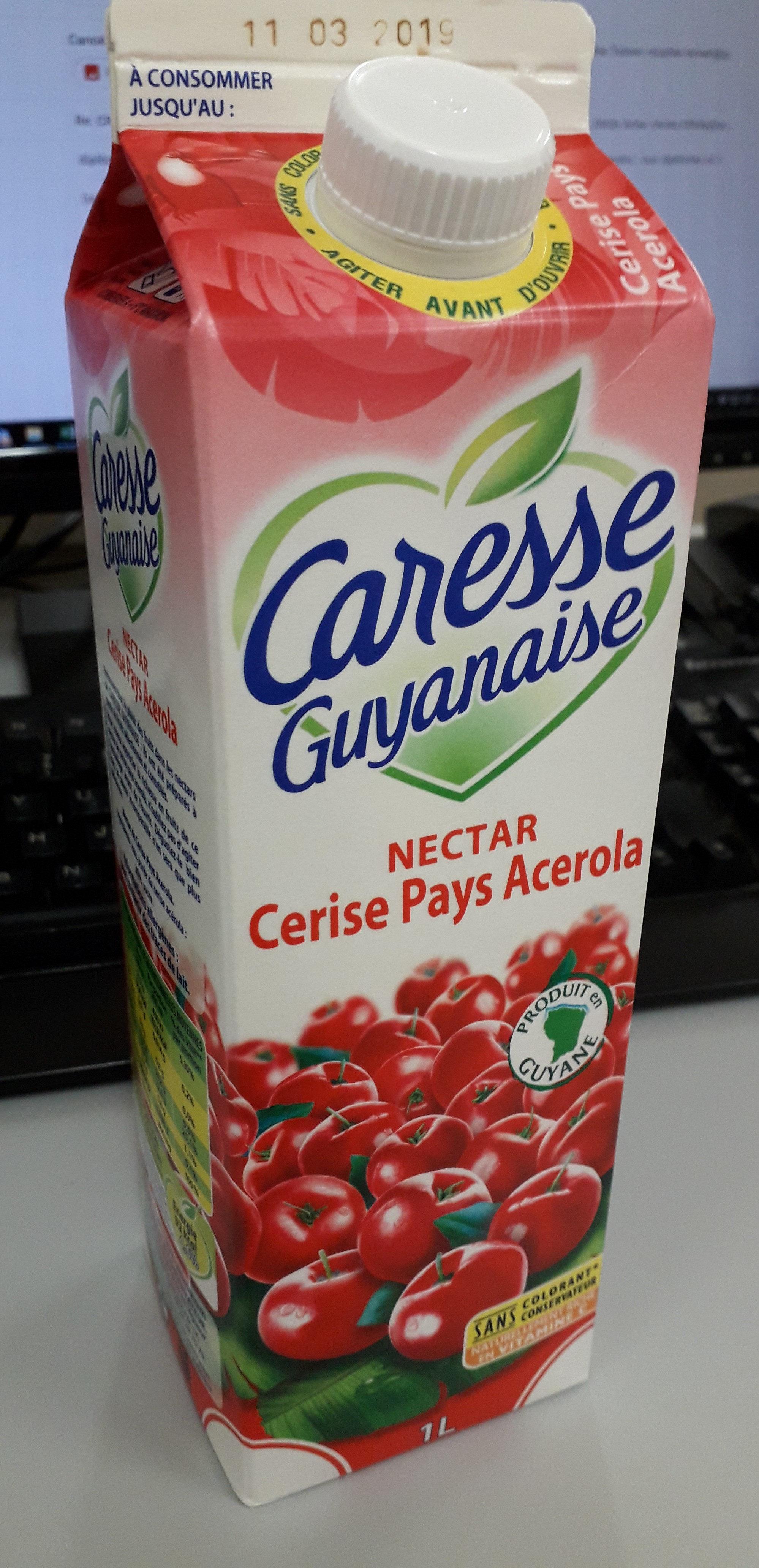 nectar Cerise Pays acerola - Prodotto - fr