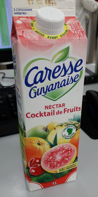 Nectar cocktail de fruits - Product