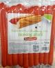 Saucisses de Strasbourg pour hot-dog géant - Produit