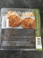 4 boules graines de courge - Product - nl