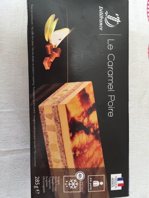 Le caramel poire - Product - fr