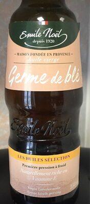 HUILE GERME DE BLE - Produit - fr