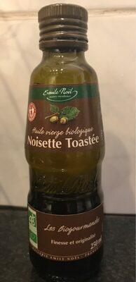 Huile De Noisettes Toastée - Produit - fr