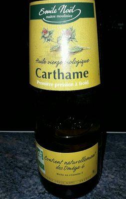 Huile Carthame - 1