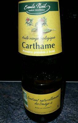 Huile Carthame - Produit