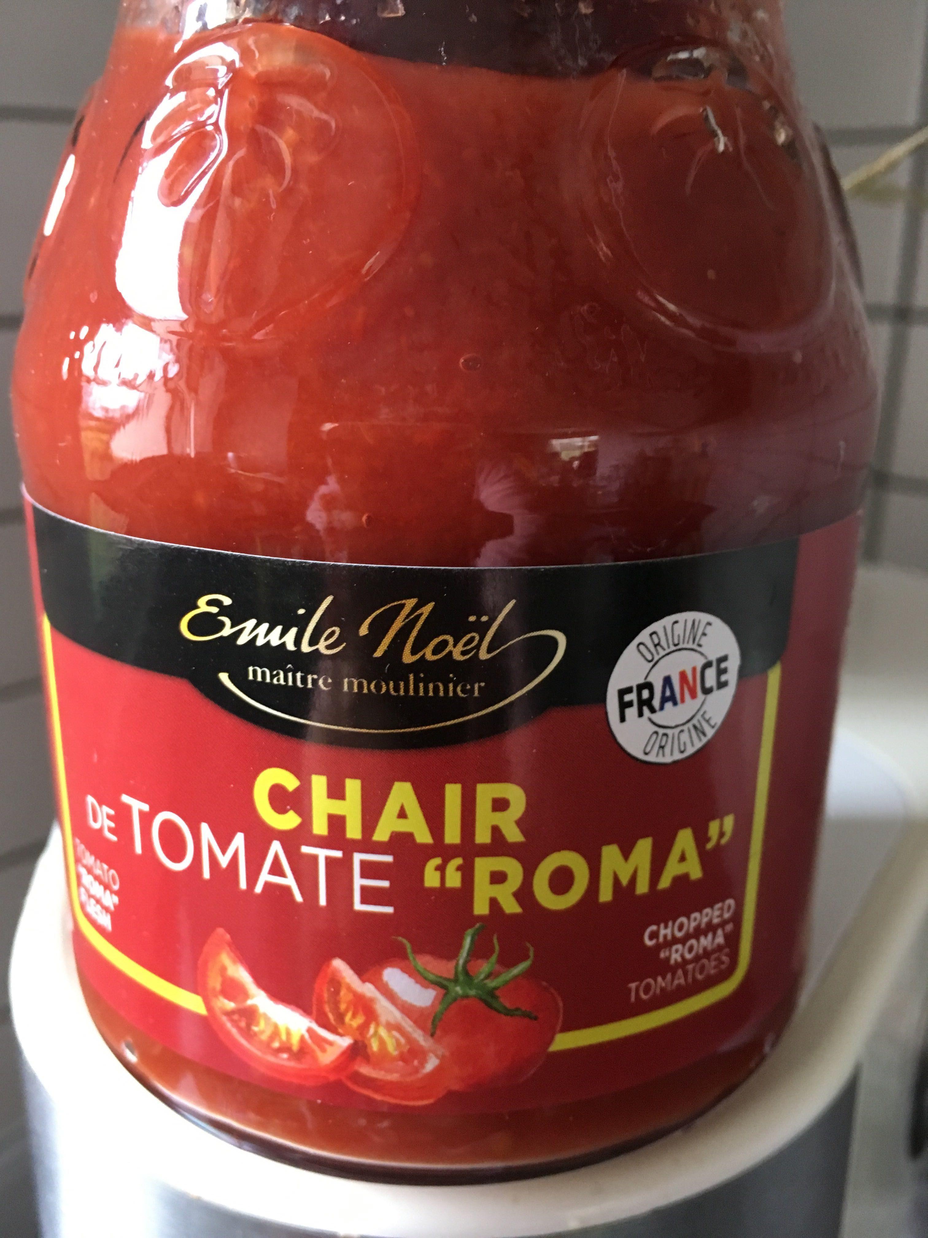 Chair De Tomate Bio - Produit - fr