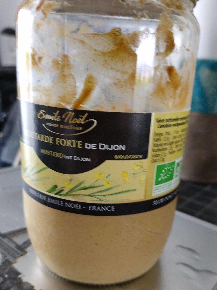 Moutarde forte de Dijon - Produit - fr