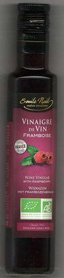 VINAIGRE VIN FRAMBOISE - Product - fr