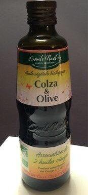Huile De Colza Olive - Produit - fr