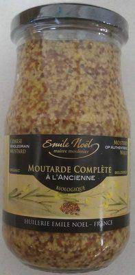 Moutarde complète à l'ancienne - Product