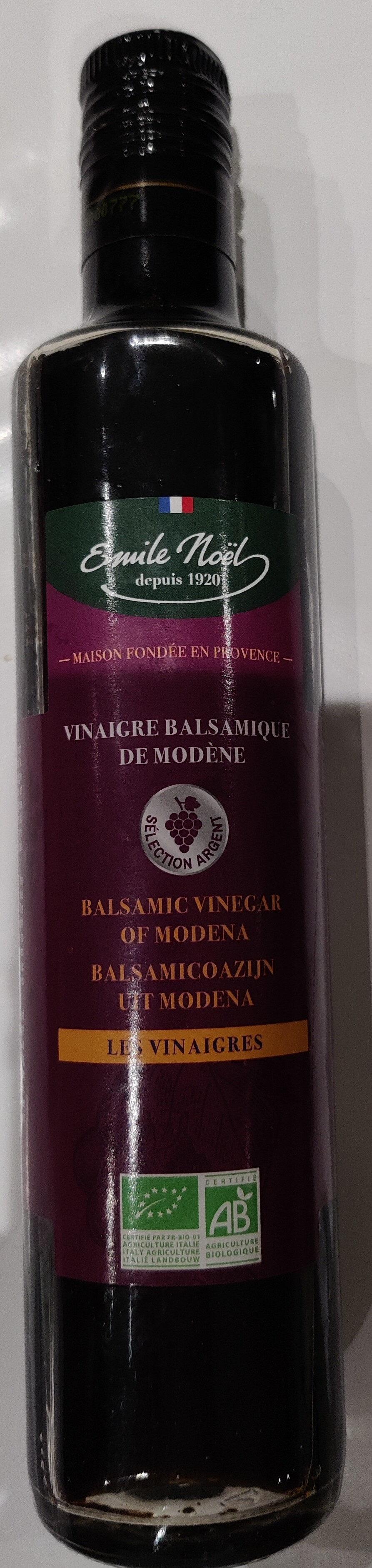 Balsamique De Modene - Produit - fr
