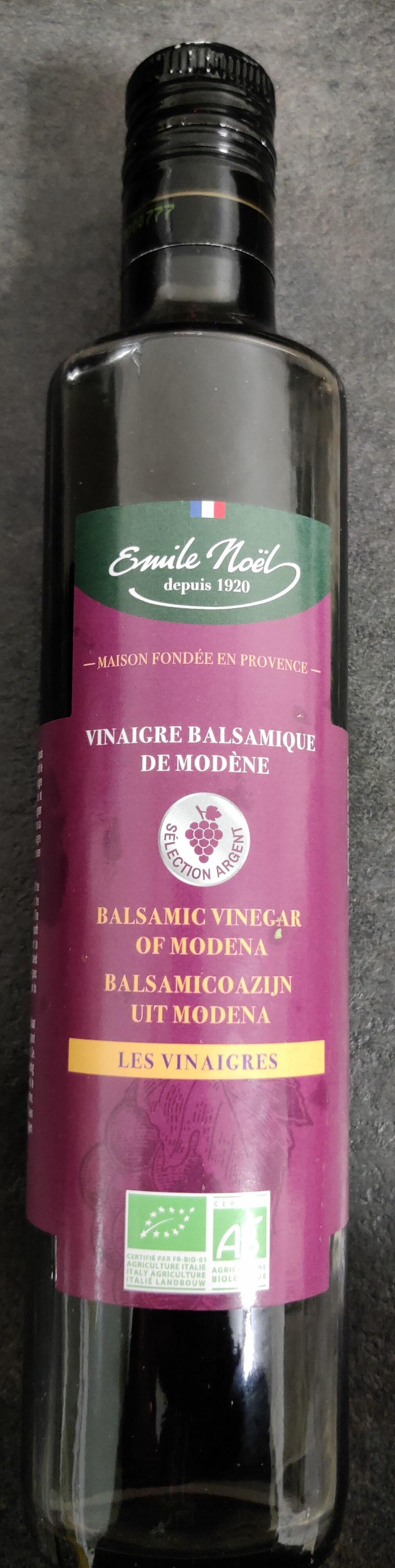 Balsamique De Modene - Ingrédients - fr