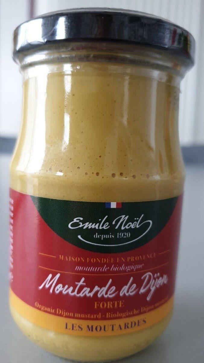 Moutarde de Dijon forte - نتاج - fr