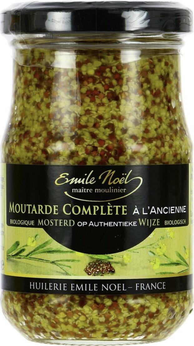Moutarde complète à l'ancienne - Product - fr