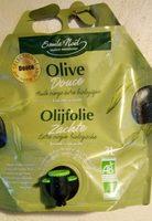 Epicerie / Huiles Alimentaires Bio / Huiles D'olive Bio - Produit