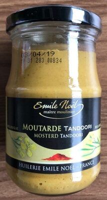 Moutarde Tandoori - Product