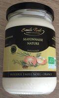 mayonnaise nature - Produit