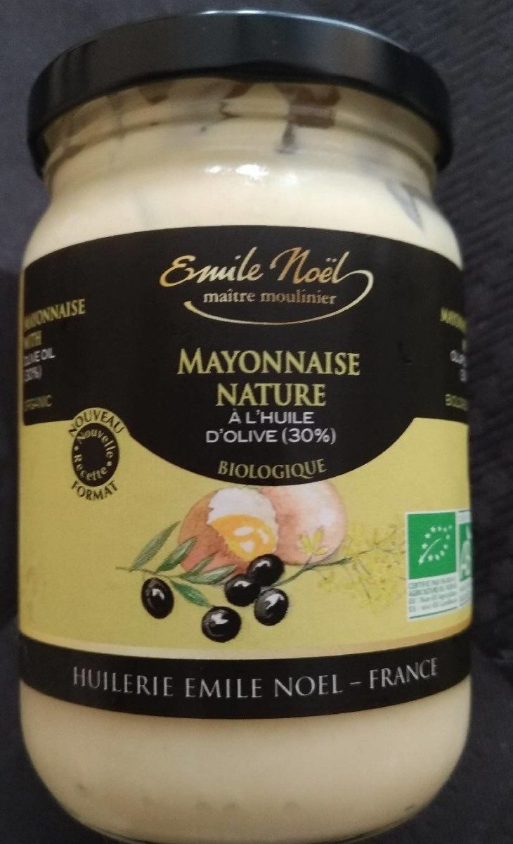 Mayonnaise nature - Product