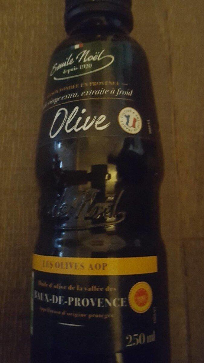 Huile olive AOP Baux de Provence - Produit - fr