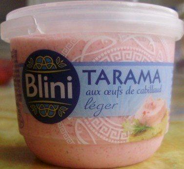 Tarama léger aux oeufs de cabillaud (25 %) - Product