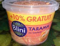 Tarama au saumon (+10 % gratuit) - Product