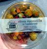 Olives manzanilla à l'andalouse - Produit