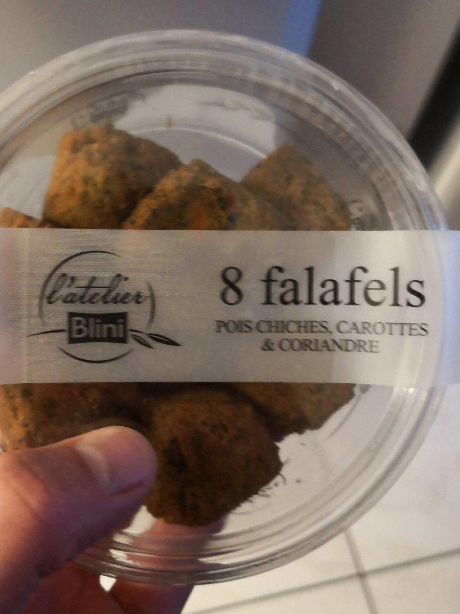 8 falafels - Produit - fr