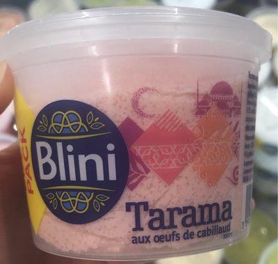 Tarama aux oeufs de cabillaud - Product