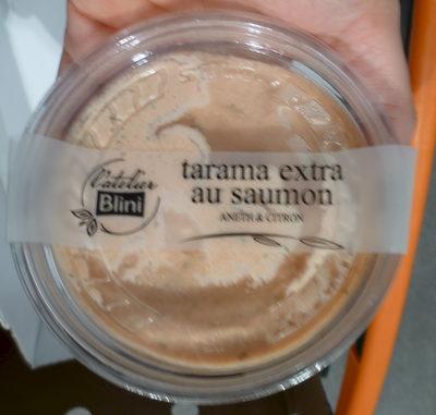 Tarama Extra au Saumon Aneth et Citron - Produit